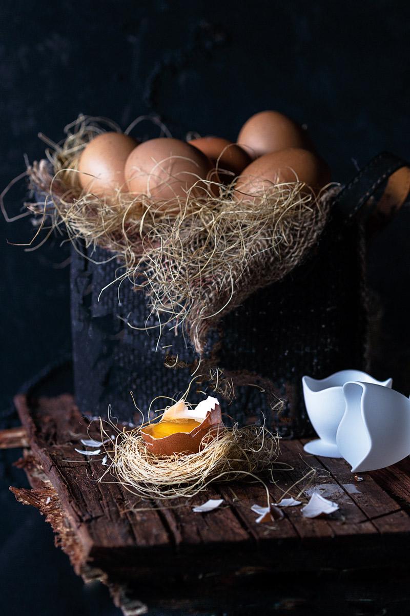 Receta huevos rellenos de atún