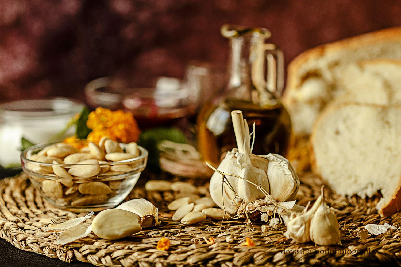 Ingredientes mazamorra tradicional cordobesa
